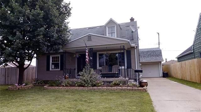 109 Milsom Avenue, Cheektowaga, NY 14227 (MLS #B1354824) :: BridgeView Real Estate Services