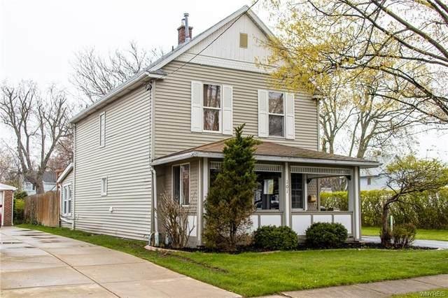 101 Miller Avenue, Hamburg, NY 14219 (MLS #B1354989) :: Lore Real Estate Services