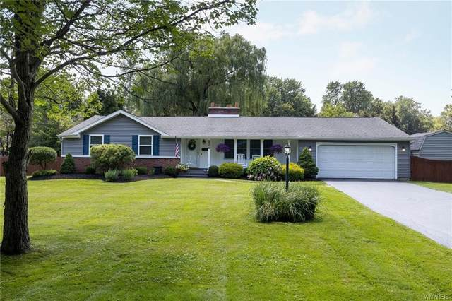 114 Woodview Drive, Orchard Park, NY 14127 (MLS #B1355076) :: Robert PiazzaPalotto Sold Team