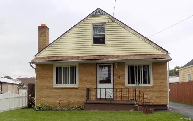 467 79th Street, Niagara Falls, NY 14304 (MLS #B1355123) :: MyTown Realty