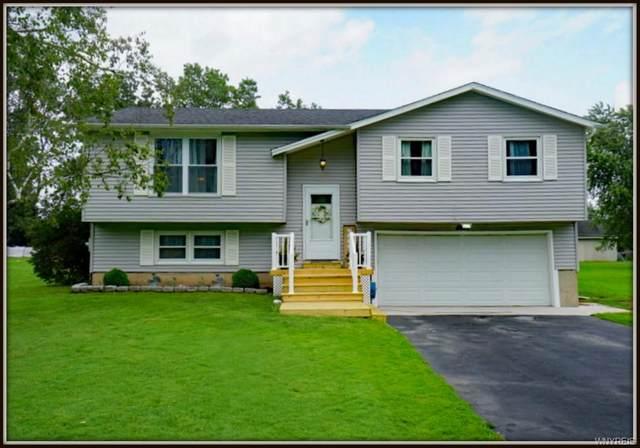 4821 Saint Joseph Drive, Lockport-Town, NY 14094 (MLS #B1355288) :: MyTown Realty