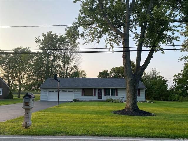 8020 Colonial Drive, Niagara, NY 14304 (MLS #B1355289) :: MyTown Realty