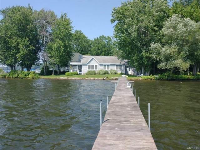 4507 Warners Bay Road, Ellery, NY 14712 (MLS #B1355370) :: MyTown Realty