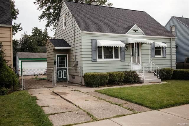 39 Payne Avenue, Buffalo, NY 14220 (MLS #B1355507) :: Avant Realty