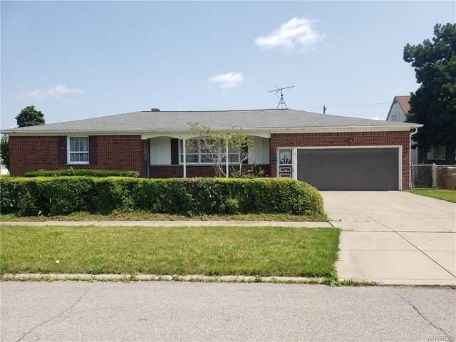 67 Nassau Court, Cheektowaga, NY 14225 (MLS #B1355519) :: BridgeView Real Estate Services