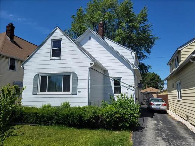 269 Heath Terrace, Tonawanda-Town, NY 14223 (MLS #B1355521) :: Robert PiazzaPalotto Sold Team