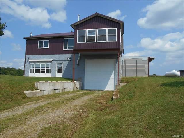 9600 Vermont View Road, Machias, NY 14101 (MLS #B1355608) :: Serota Real Estate LLC
