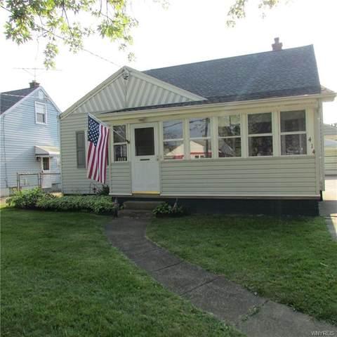 414 70th Street, Niagara Falls, NY 14304 (MLS #B1355664) :: Robert PiazzaPalotto Sold Team