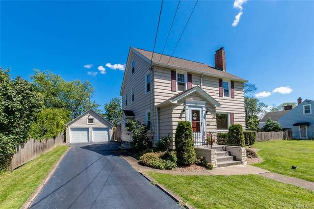 1021 Pasadena Avenue, Niagara Falls, NY 14304 (MLS #B1355711) :: TLC Real Estate LLC