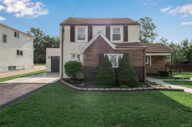 185 Hyland Avenue, Cheektowaga, NY 14043 (MLS #B1355751) :: MyTown Realty