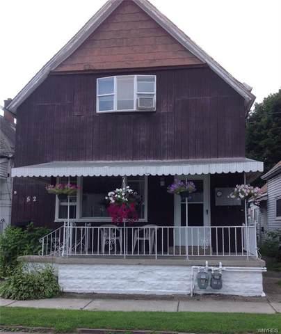 52 Weiss Street, Buffalo, NY 14206 (MLS #B1355759) :: MyTown Realty