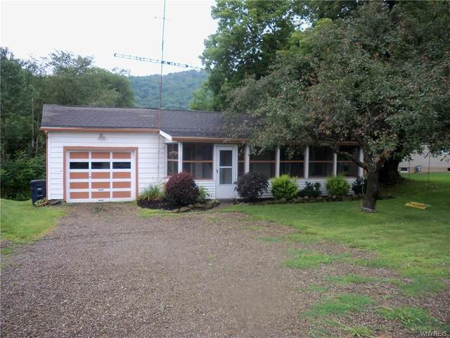 2033 Route 305, Clarksville, NY 14727 (MLS #B1355864) :: Robert PiazzaPalotto Sold Team
