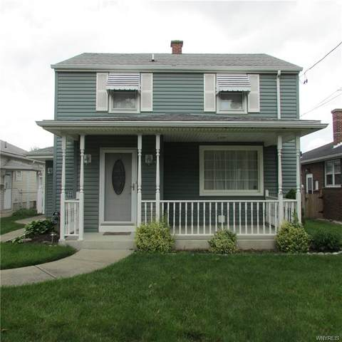 2450 Forest Avenue, Niagara Falls, NY 14301 (MLS #B1355932) :: MyTown Realty