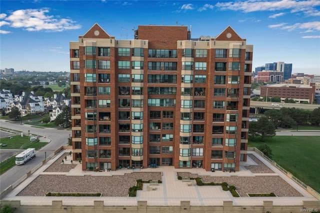 203 Admirals Walk, Buffalo, NY 14202 (MLS #B1355967) :: TLC Real Estate LLC