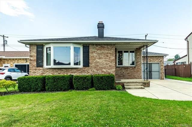238 Temple Drive, Cheektowaga, NY 14225 (MLS #B1355990) :: MyTown Realty