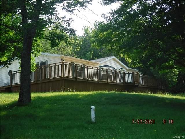 6266 Fox Valley Road, Ashford, NY 14171 (MLS #B1356033) :: MyTown Realty