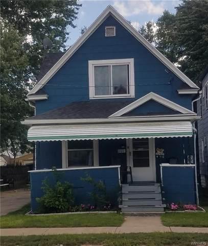 200 Chadduck Avenue, Buffalo, NY 14207 (MLS #B1356050) :: Robert PiazzaPalotto Sold Team