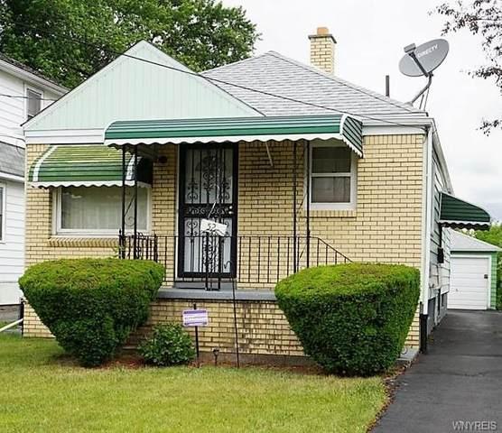 52 Dunlop Avenue, Buffalo, NY 14215 (MLS #B1356095) :: TLC Real Estate LLC