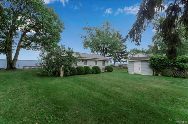 10539 Fanta Lane 57B, Yates, NY 14098 (MLS #B1356126) :: BridgeView Real Estate