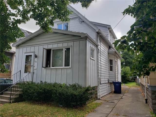115 Sprenger Avenue, Buffalo, NY 14211 (MLS #B1356303) :: Lore Real Estate Services