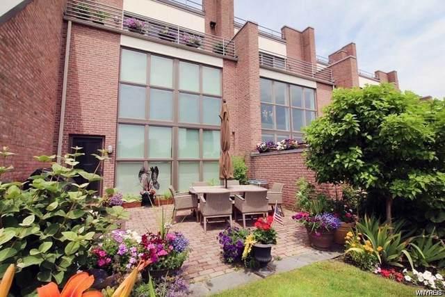 206 Portside, Buffalo, NY 14202 (MLS #B1356622) :: TLC Real Estate LLC