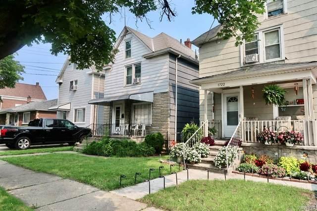 1718 Ferry Avenue, Niagara Falls, NY 14301 (MLS #B1356727) :: TLC Real Estate LLC