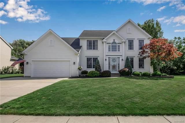 60 Sunset Creek Drive, West Seneca, NY 14224 (MLS #B1356742) :: BridgeView Real Estate