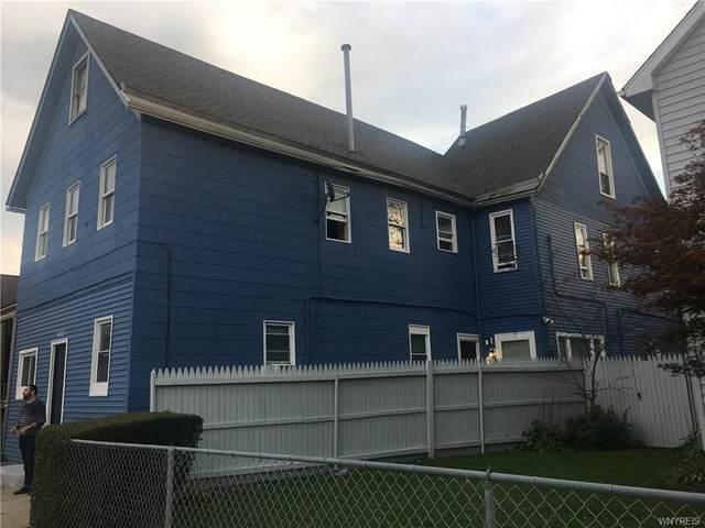 435 W Ferry Street, Buffalo, NY 14213 (MLS #B1356748) :: BridgeView Real Estate