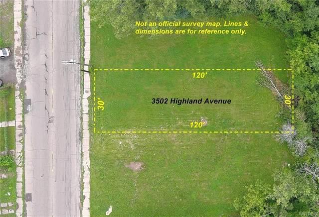 3502 Highland Avenue, Niagara Falls, NY 14305 (MLS #B1356837) :: TLC Real Estate LLC