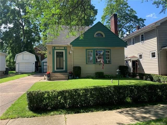 87 Chipman Place, North Tonawanda, NY 14120 (MLS #B1356882) :: TLC Real Estate LLC