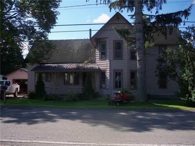 379 Freedom Road, Freedom, NY 14065 (MLS #B1356898) :: BridgeView Real Estate