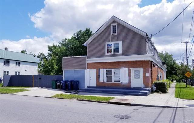 257 Vermont Street, Buffalo, NY 14213 (MLS #B1356914) :: BridgeView Real Estate