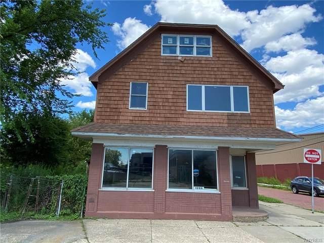 1092 Clinton Street, Buffalo, NY 14206 (MLS #B1357056) :: BridgeView Real Estate