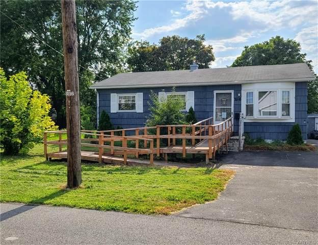 3016 Lincoln Street, Niagara, NY 14305 (MLS #B1357068) :: TLC Real Estate LLC