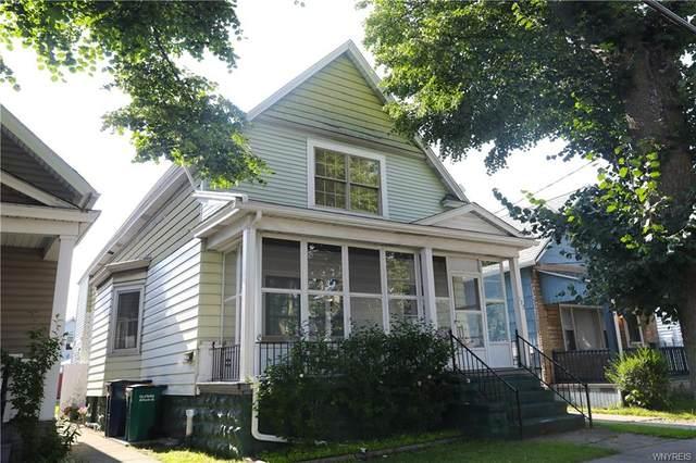 122 Ideal Street, Buffalo, NY 14206 (MLS #B1357073) :: BridgeView Real Estate