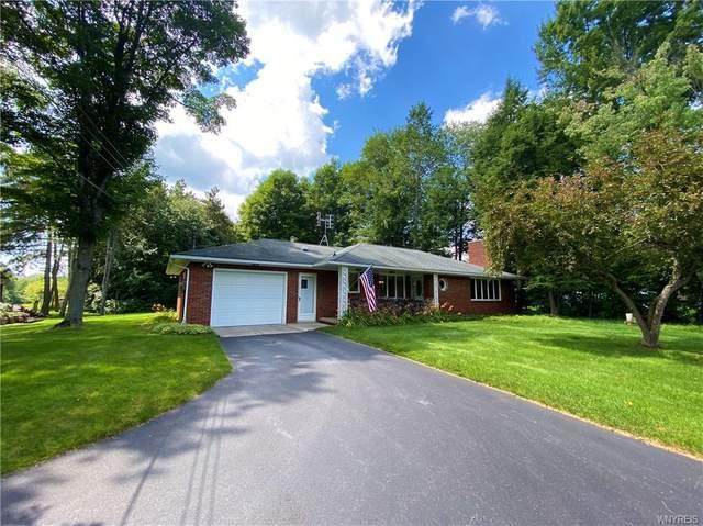 1534 Sandridge Road, Alden, NY 14004 (MLS #B1357118) :: BridgeView Real Estate