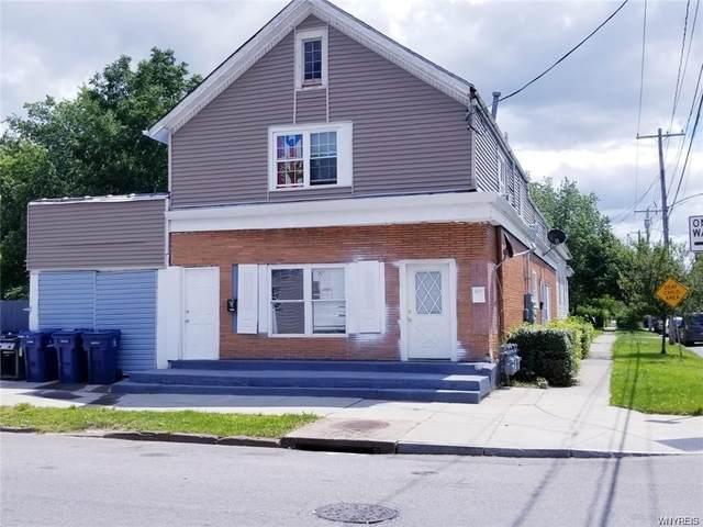 257 Vermont Street, Buffalo, NY 14213 (MLS #B1357225) :: BridgeView Real Estate