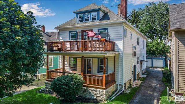 165 Potters Road, Buffalo, NY 14220 (MLS #B1357236) :: BridgeView Real Estate
