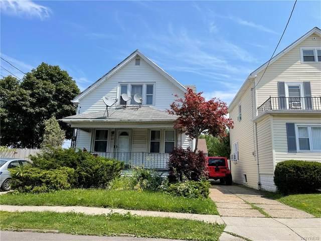 123 Greeley Street, Buffalo, NY 14207 (MLS #B1357581) :: BridgeView Real Estate