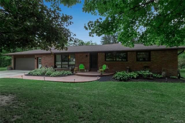 80 Clinton Street, Bennington, NY 14004 (MLS #B1358359) :: Serota Real Estate LLC