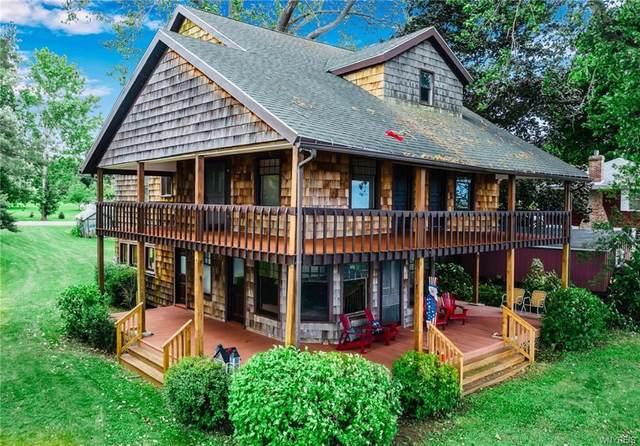 14361 Oak Orchard On Lk, Carlton, NY 14411 (MLS #B1358379) :: BridgeView Real Estate