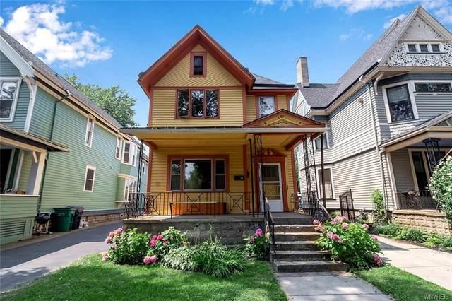 196 Richmond Avenue, Buffalo, NY 14222 (MLS #B1358710) :: Avant Realty