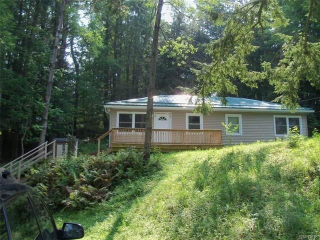 7390 Forest Avenue, Caneadea, NY 14744 (MLS #B1358724) :: BridgeView Real Estate