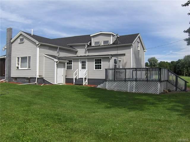 7370 Emmel Road, Lyons, NY 14489 (MLS #B1358737) :: BridgeView Real Estate