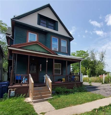 76 Dupont Street, Buffalo, NY 14208 (MLS #B1358853) :: BridgeView Real Estate