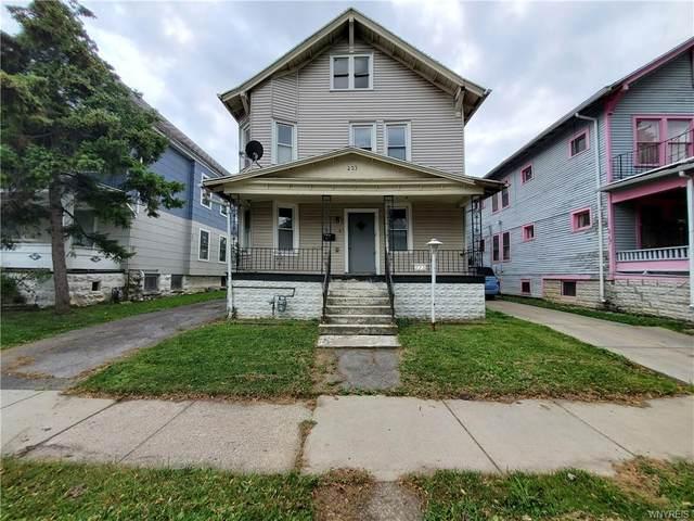 223 Blaine Avenue, Buffalo, NY 14208 (MLS #B1358880) :: Robert PiazzaPalotto Sold Team