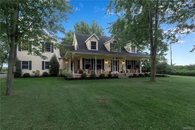 9011 Chestnut Ridge Road, Royalton, NY 14105 (MLS #B1358958) :: BridgeView Real Estate