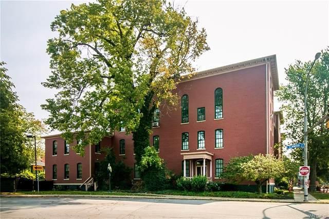 125 Edward Street 4C, Buffalo, NY 14201 (MLS #B1359065) :: BridgeView Real Estate