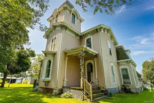 6912 Macumber Road, Alabama, NY 14125 (MLS #B1359274) :: Serota Real Estate LLC