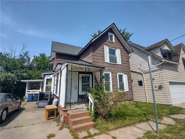 19 Evans Street, Lockport-City, NY 14094 (MLS #B1359361) :: Avant Realty